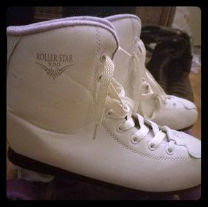 Shoes - Roller Star 550 Roller Skates